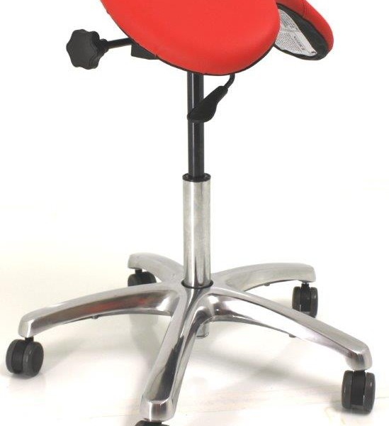 ergonomic chair betterposture saddle chair. redsaddlechair30degreeangle ergonomic chair betterposture saddle m