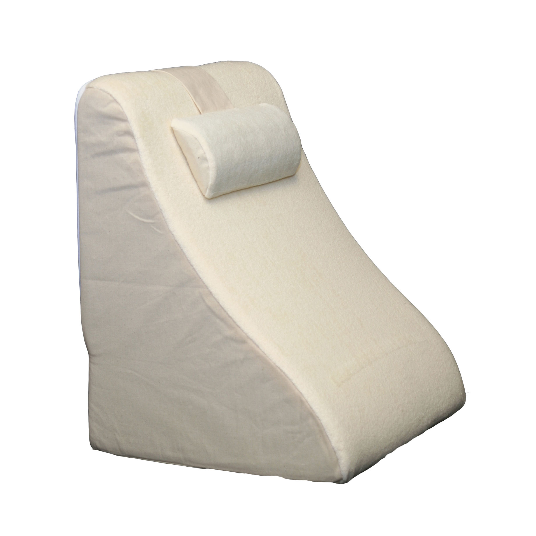 br2500bw - betterrest deluxe memory foam bed wedge - jobri