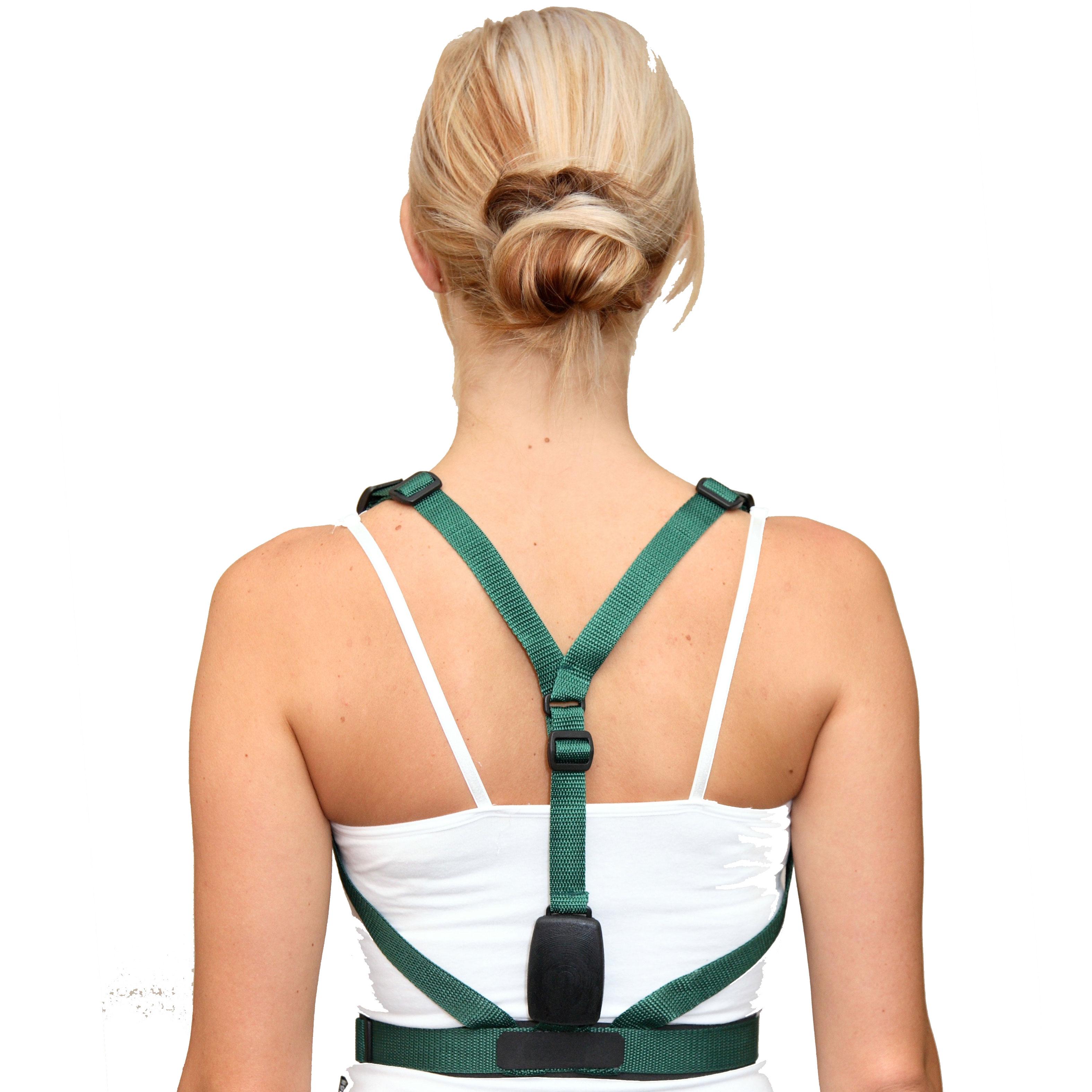 Bp4000 Backtone Posture Training Device Green Jobri