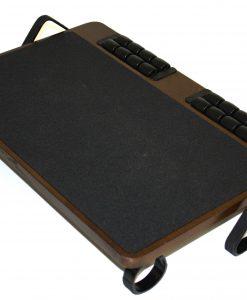 Bp1250 Betterposture Massaging Adjustable Height Footrest Jobri